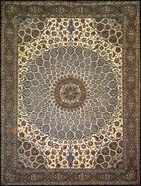 Iran Visual Arts A Brief History Of Persian Carpet And