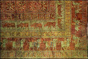 A Brief History Of Persian Carpet And