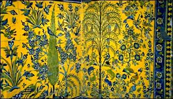 Iran: Visual Arts: History of Iranian Tile