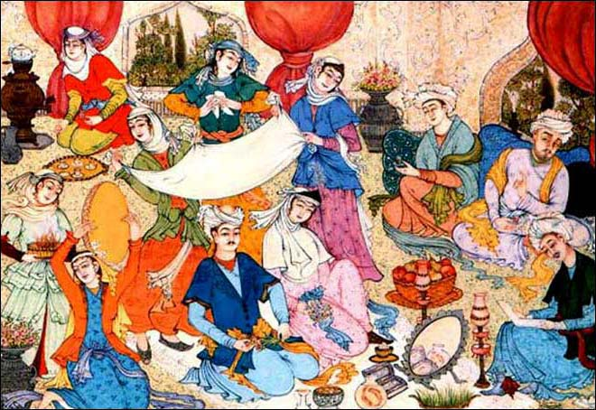 Culture of Iran: Iranian Marriage Ceremony, Its History amp; Symbolism