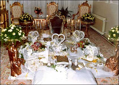 Culture Of Iran Iranian Marriage Ceremony Its History Symbolism