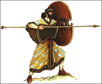 History of Iran: Achaemenid Army Ancient Persian Army