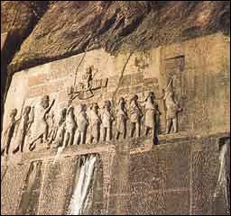 Mazda Near Me >> History of Iran: Words of Darius the Great in Biston's Inscription