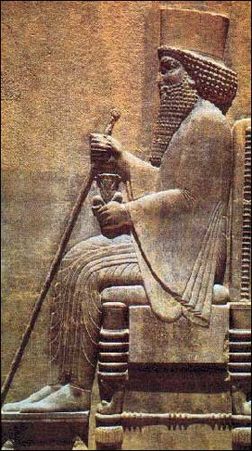 Iran Chamber Society: History of Iran: Darius The Great