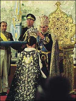 historic personalities of iran mohammad reza shah pahlavi