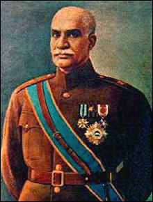 Iran Military on Reza Shah  Founder Of Pahlavi Dynasty