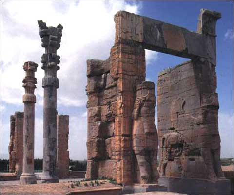 History Of Iran Parse Or Persepolis