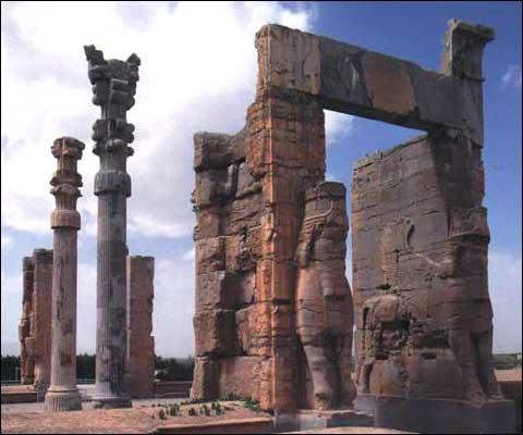 History Of Iran Parse Or Persepolis