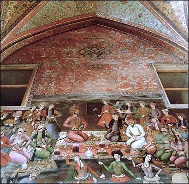 History of Iran: Safavid Empire 1502 - 1736